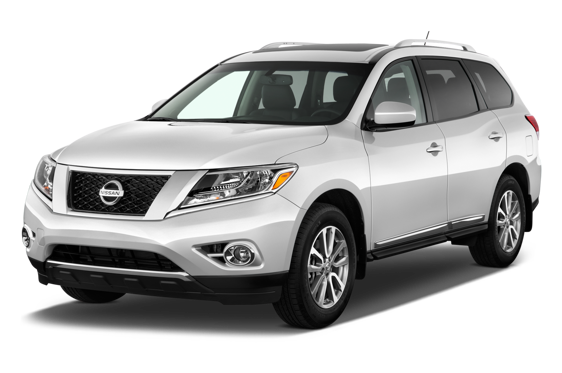 Slide 1 of 14: 2015 Nissan Pathfinder