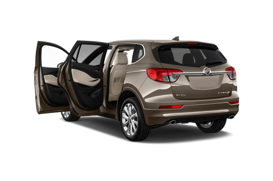Slide 1 of 25: 2016 Buick Envision