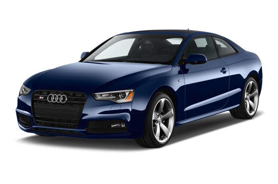 Slide 1 of 14: 2016 Audi S5 Coupe