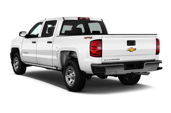 Slide 2 of 14: 2016 Chevrolet Silverado 1500