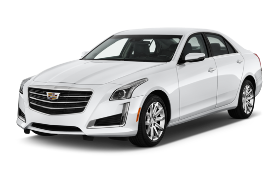 Slide 1 of 14: 2016 Cadillac CTS Sedan