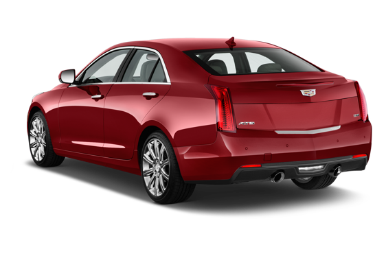 Slide 1 of 25: 2016 Cadillac ATS