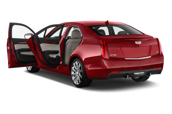 Slide 2 of 25: 2016 Cadillac ATS
