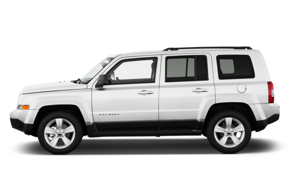 Slide 1 of 25: 2016 Jeep Patriot