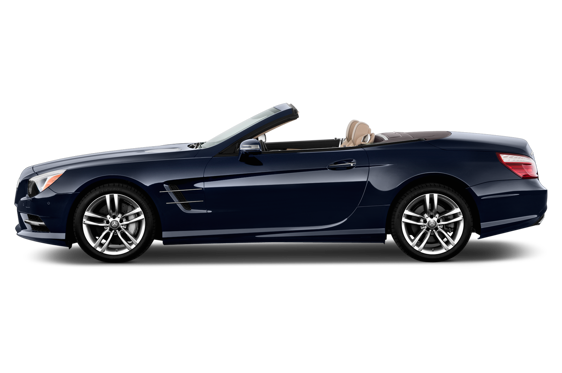 Slide 1 of 25: 2013 Mercedes-Benz SL-Class