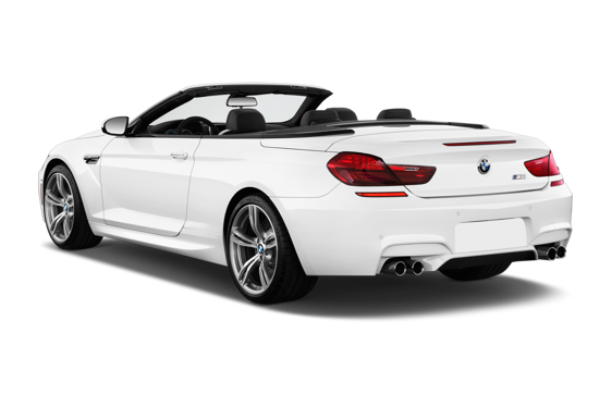 Slide 1 of 25: 2016 BMW M6 Convertible
