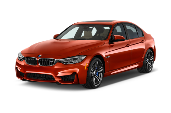 Slide 1 of 14: 2016 BMW M3 Sedan