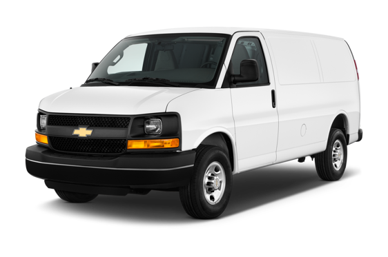 Slide 1 of 14: 2016 Chevrolet Express Cargo