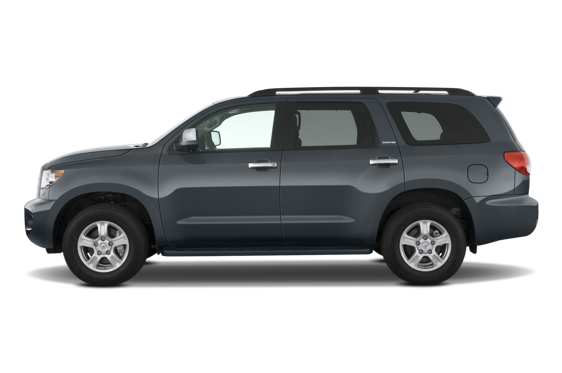 Slide 1 of 25: 2015 Toyota Sequoia