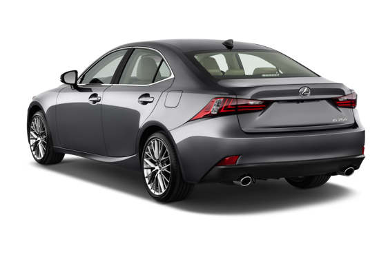 Slide 2 of 14: 2015 Lexus IS