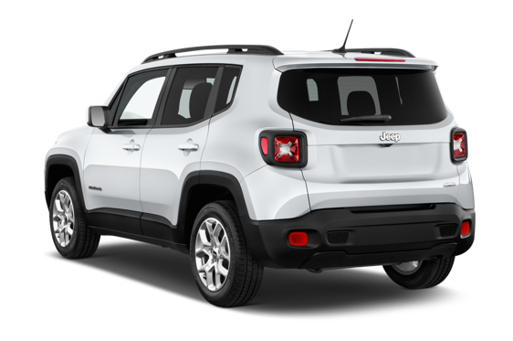 Slide 2 of 14: 2015 Jeep Renegade