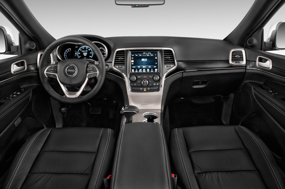 Slide 1 of 25: 2015 Jeep Grand Cherokee