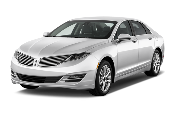 Slide 1 of 14: 2015 Lincoln MKZ