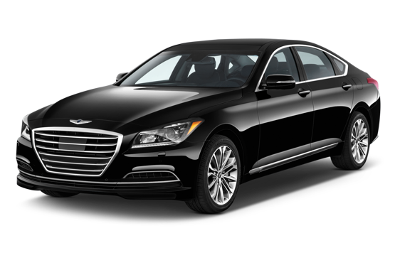 Slide 1 of 14: 2015 Hyundai Genesis