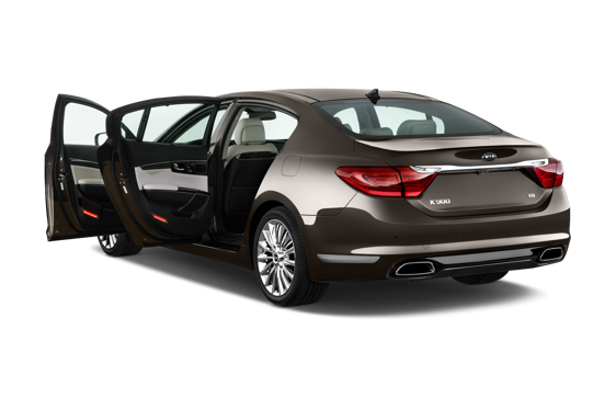 Slide 1 of 25: 2015 Kia K900