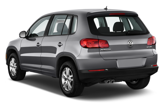 Slide 2 of 14: 2015 Volkswagen Tiguan