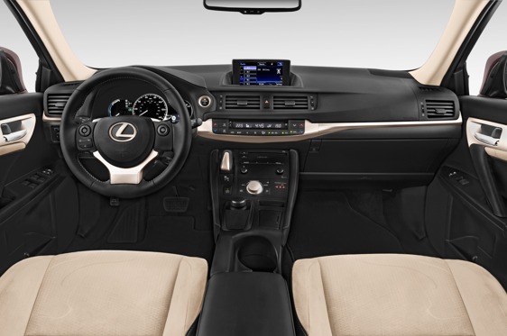 Slide 1 of 11: 2015 Lexus CT