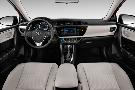 Slide 1 of 11: 2015 Toyota Corolla
