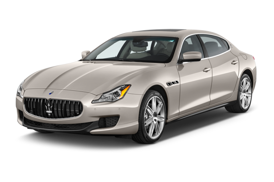 Slide 1 of 14: 2015 Maserati Quattroporte