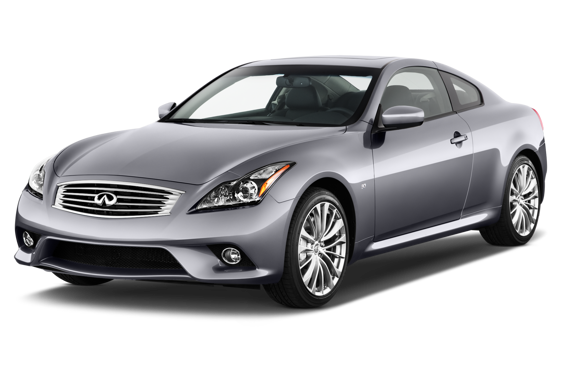 Slide 1 of 14: 2015 INFINITI Q60 Coupe
