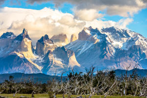 Beautiful Torres del Paine