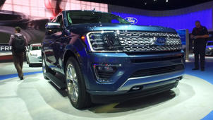 2018 Ford Expedition Preview