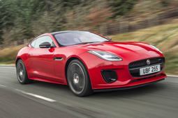Jaguar F-Type arrives with 4-cylinder power