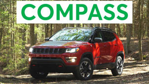 2017 Jeep Compass Quick Drive