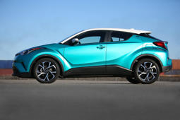 For better or worse, the stylish 2018 Toyota C-HR still feels like a Scion