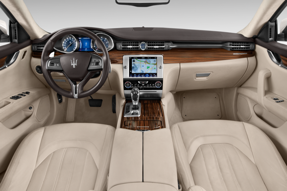 Slide 1 of 11: 2015 Maserati Quattroporte