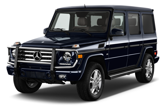 Slide 1 of 14: 2014 Mercedes-Benz G-Class
