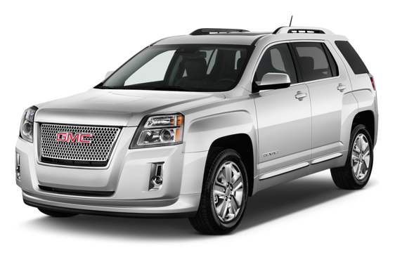 Slide 1 of 14: 2015 GMC Terrain