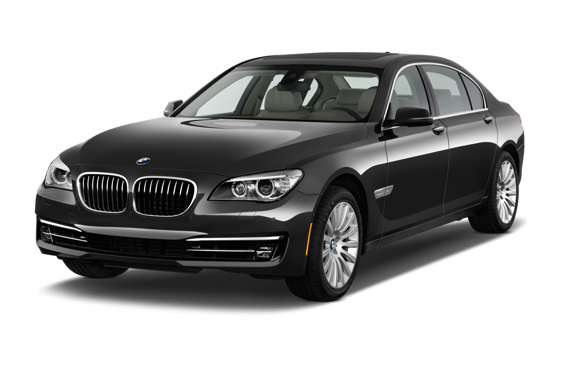 Slide 1 of 14: 2015 BMW 7 Series