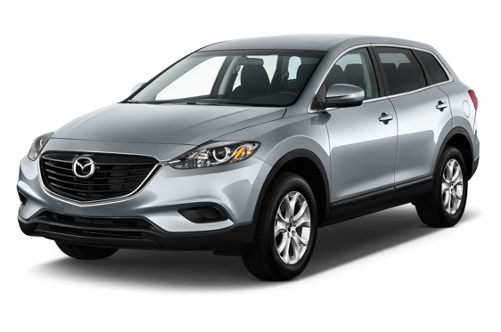 Slide 1 of 14: 2014 Mazda CX-9