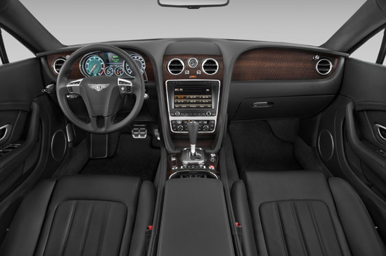 Slide 1 of 11: 2014 Bentley Continental GT