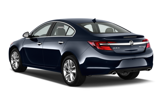 Slide 2 of 14: 2014 Buick Regal