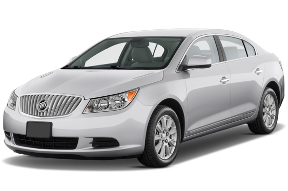 Slide 1 of 14: 2013 Buick LaCrosse