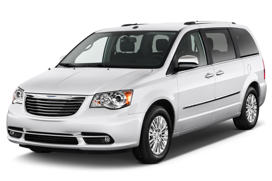 Slide 1 of 14: 2015 Chrysler Town & Country
