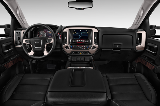 Slide 1 of 11: 2015 GMC Sierra 2500 Denali HD