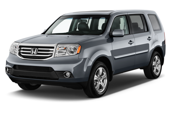 Slide 1 of 14: 2015 Honda Pilot