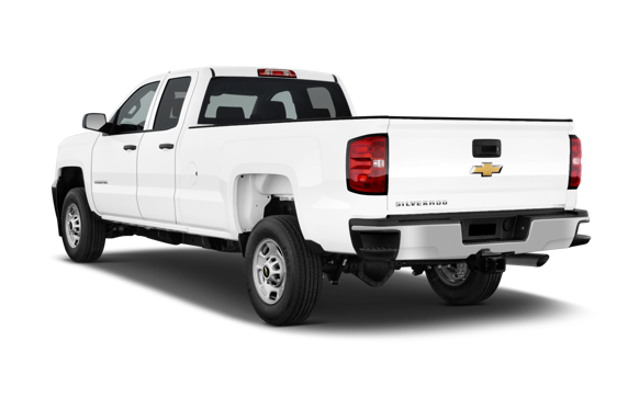 Slide 2 of 14: 2015 Chevrolet Silverado 2500HD