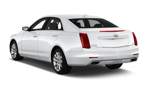 Slide 2 of 14: 2015 Cadillac CTS Sedan