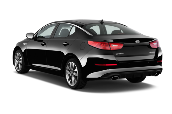 Slide 2 of 14: 2014 Kia Optima