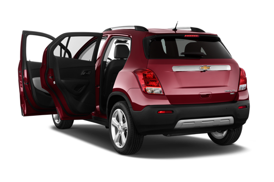 Slide 1 of 25: 2015 Chevrolet Trax