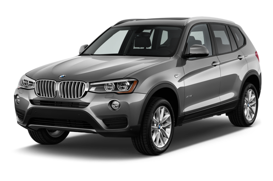 Slide 1 of 14: 2015 BMW X3