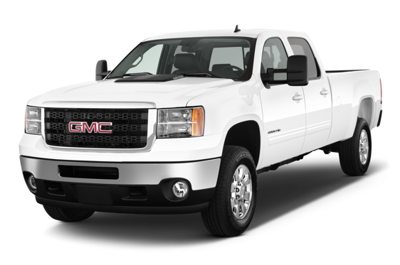 Slide 1 of 14: 2014 GMC Sierra 2500HD