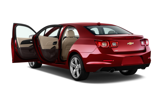 Slide 1 of 25: 2014 Chevrolet Malibu