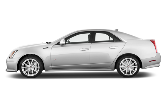 Slide 1 of 25: 2013 Cadillac CTS-V Sport Sedan