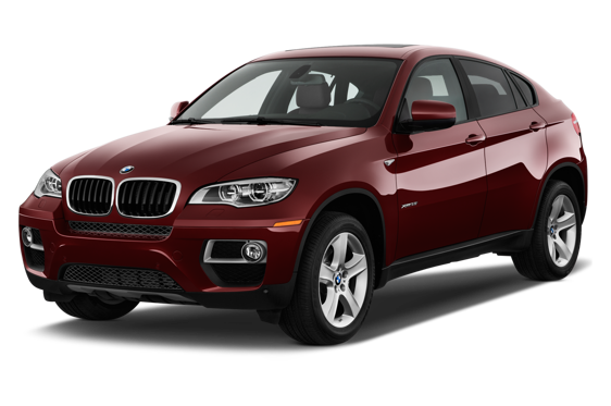 Slide 1 of 14: 2014 BMW X6