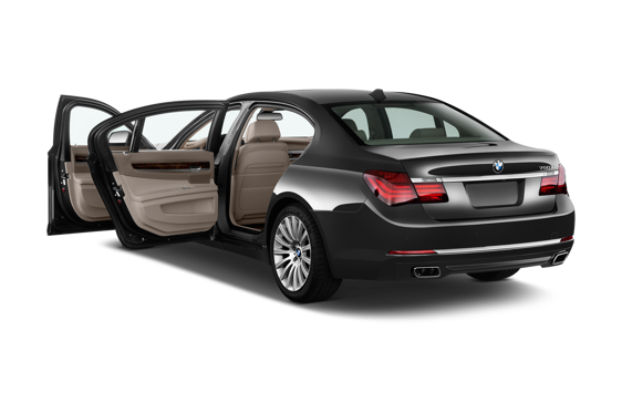Slide 1 of 25: 2014 BMW 7 Series